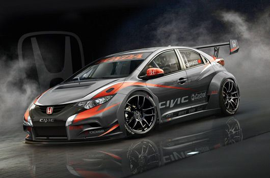 2014 Honda Civic WTCC
