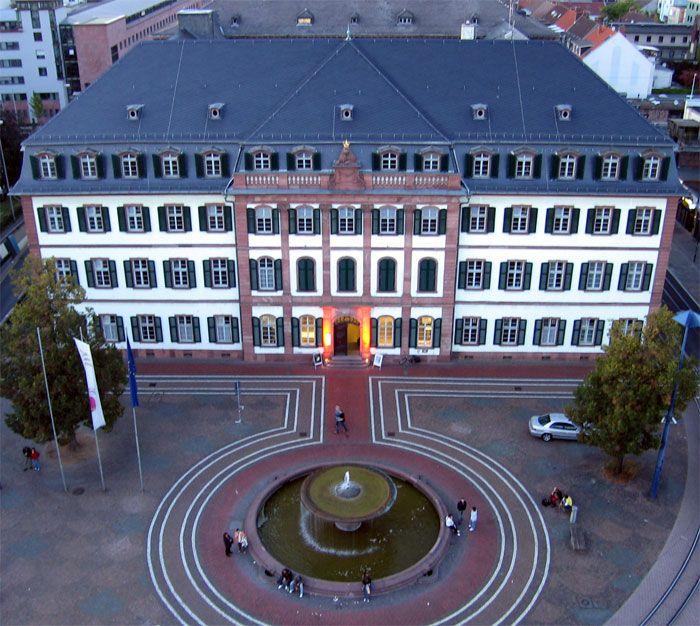 Darmstadt Kollegiengebäude