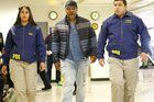 awesome Mike Tyson refused entry into Chile because of his criminal record for rape