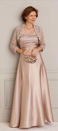 Lovely Mother Of The Bride Dress