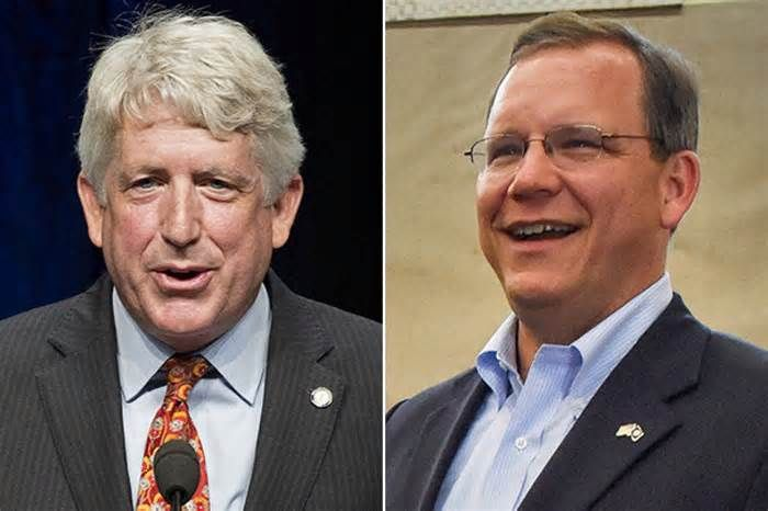 Here's who's donating to Virginia's most expensive attorney general's race ever The unprecedented flow of cash into the Virginia attorney general's race this fall is being fueled by a group that promotes conservative judges, pro- and anti-gun-control organizations and a billionaire whose 5-Hour Energy drink is facing multiple ...