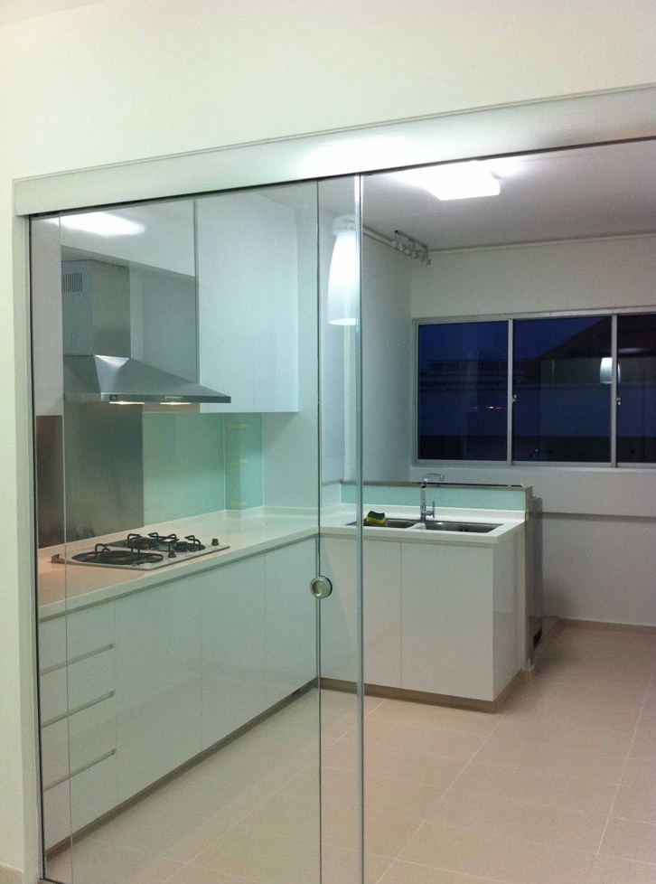 14 best images about wet dry kitchen on pinterest resorts singapore and squares Kitchen profile glass design