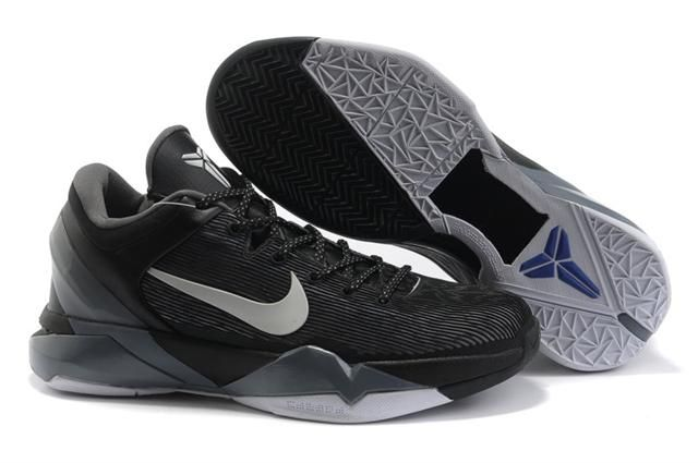 https://www.kengriffeyshoes.com/nike-zoom-kobe-7-black-cool-grey-p-990.html NIKE ZOOM KOBE 7 BLACK COOL GREY Only $79.95 , Free Shipping!