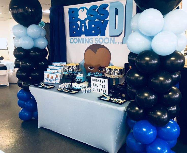 57 best Boss Baby Theme Party images on Pinterest | Baby ...
