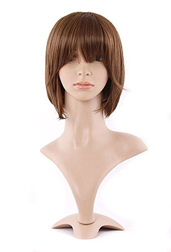 MapofBeauty Natural Designer Short-length Synthetic Straight Wigs-Light Brown MapofBeauty http://www.amazon.com/dp/B008UOYPQS/ref=cm_sw_r_pi_dp_Do4Jub1C2TPDD