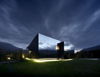 Mirror Houses by Peter Pichler Architecture 5