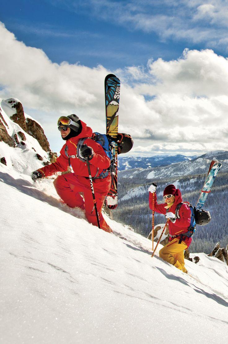 Ski Touring #SCOTT Sports