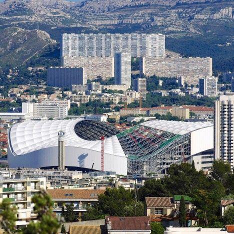 Euro 2016 venues: Stade Vélodrome by SCAU