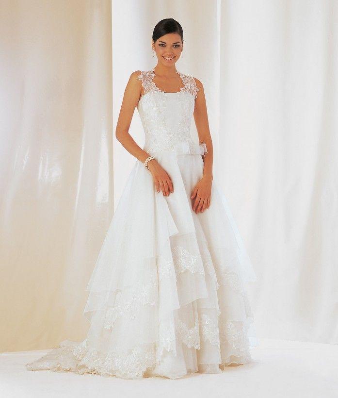 Model: Pammy - Collezione Chanel di Gloria Saccucci Spose