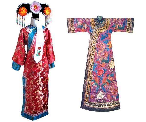Презентации о китайском народном костюме