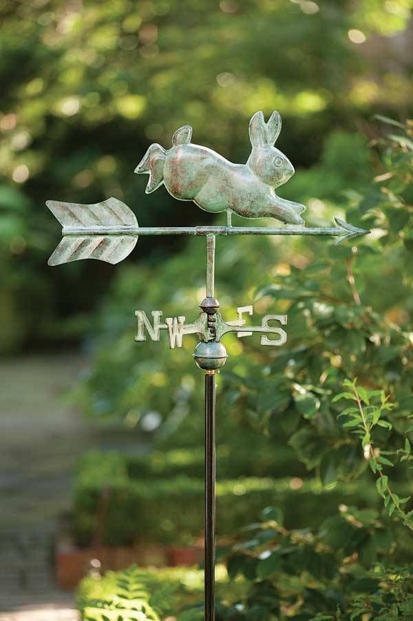 Weather Vane Garden Decor