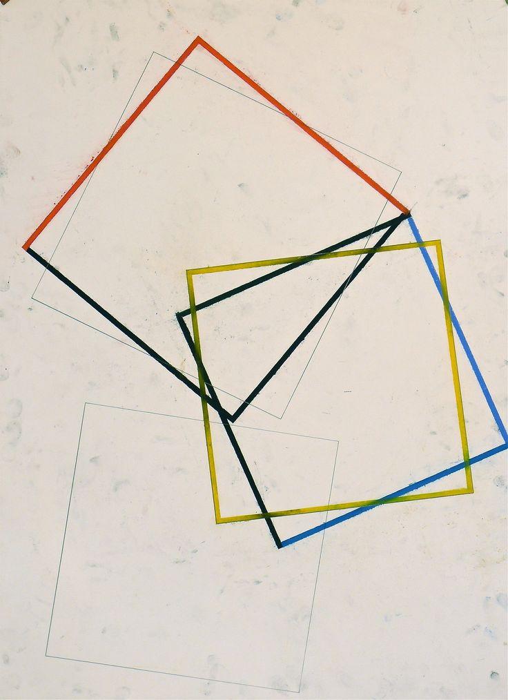 Composition #25, pastel and pencil on paper, 36x26, Glovaski  2012