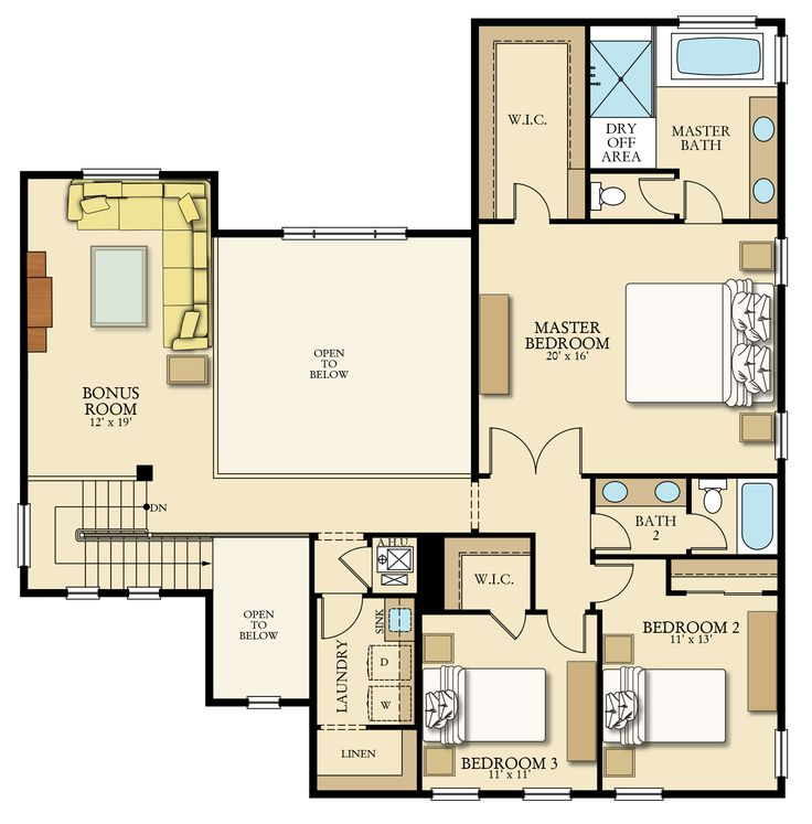 Winlock New Home Plan In Herzog Farm In 2019 Dream Homes