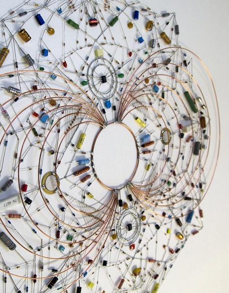 leonardo ulian, artista, mandales tecnològics