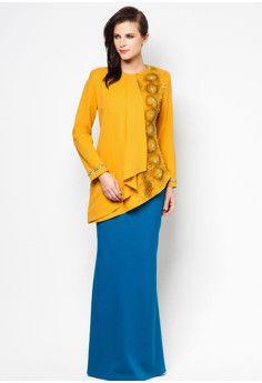 Chantilly Cayla Baju Kurung JM