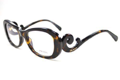 Prada Glasses 09PV 2AU101 Tortoise 09Pv gdFR Eyeglasses 52mm Prada,http://www.amazon.com/dp/B008WOLZWS/ref=cm_sw_r_pi_dp_v9TGrb159F2C4A8E