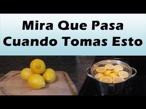 Dieta del limón baja 5 kilos en una semana   dieta del limón para bajar el abdomen   BEBIDA MAGICA - YouTube