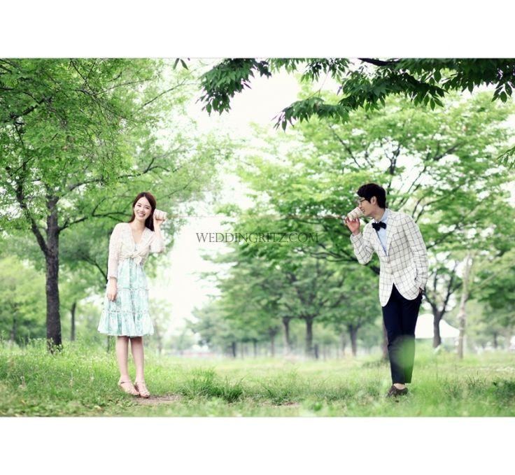 #konsep #prewed #outdoor #korea
