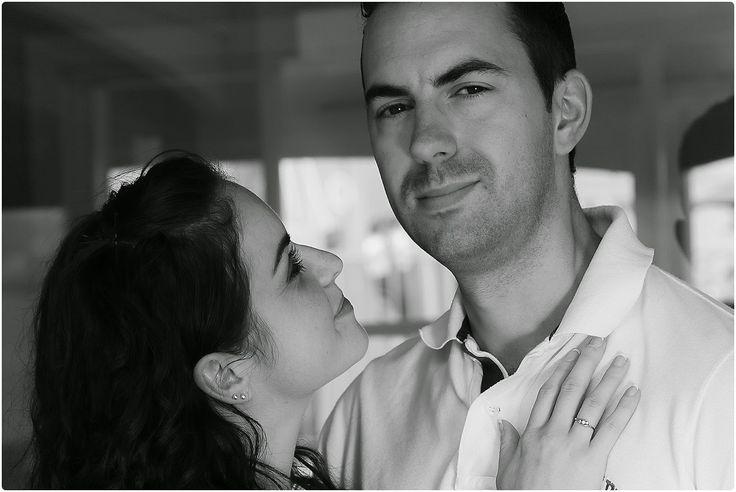 Candy Floss & Bow Ties Blog: Seaside Fun in Littlehampton - Tom & Amy's Pre-Wedding Photo Shoot