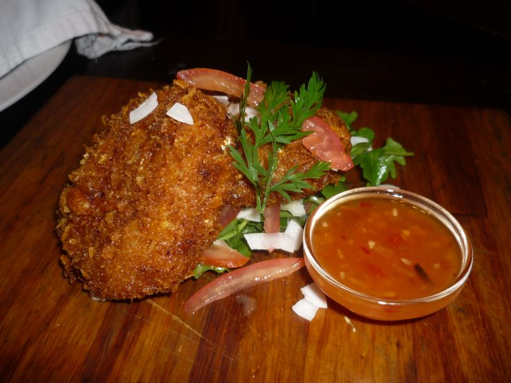 THAI FISHCAKES WITH AN ASIAN DIPPING SAUCE   #WOODSTOCK #CAPETOWN