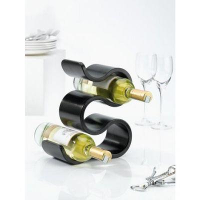 Koziol wijnrek Boa zwart