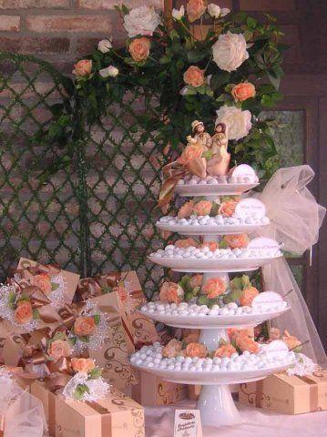 Tavolo bomboniere colori primaverili http://www.nozzemeravigliose.it/matrimonio/lista-nozze/napoli/prestigio-oro/351
