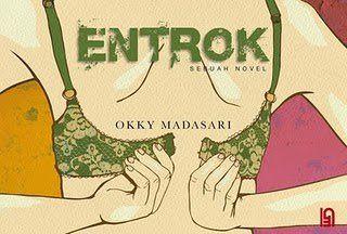 """""""Entrok"""" Okky Madasari . . #buku #sewabuku #perpustakaan"""