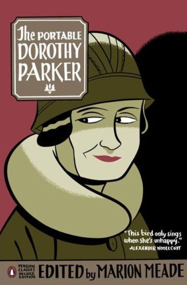 11. The Portable Dorothy Parker by Dorothy Parker (edited by Marion Meade) (1944)