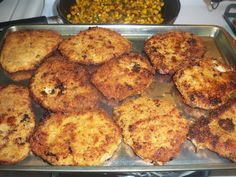 Pan fried boneless pork chops are cooked to crispy perfection in this savory meal!