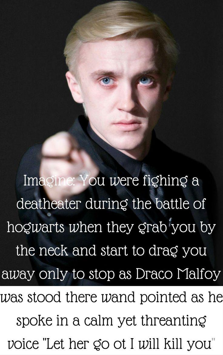 A Draco Malfoy Imagine