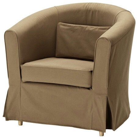 Love the shape of this chair.