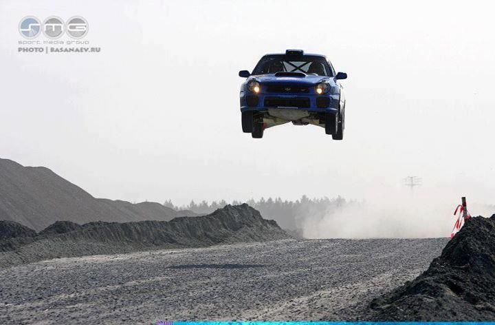 #Subaru #WRX #STi getting a little bit of hangtime.