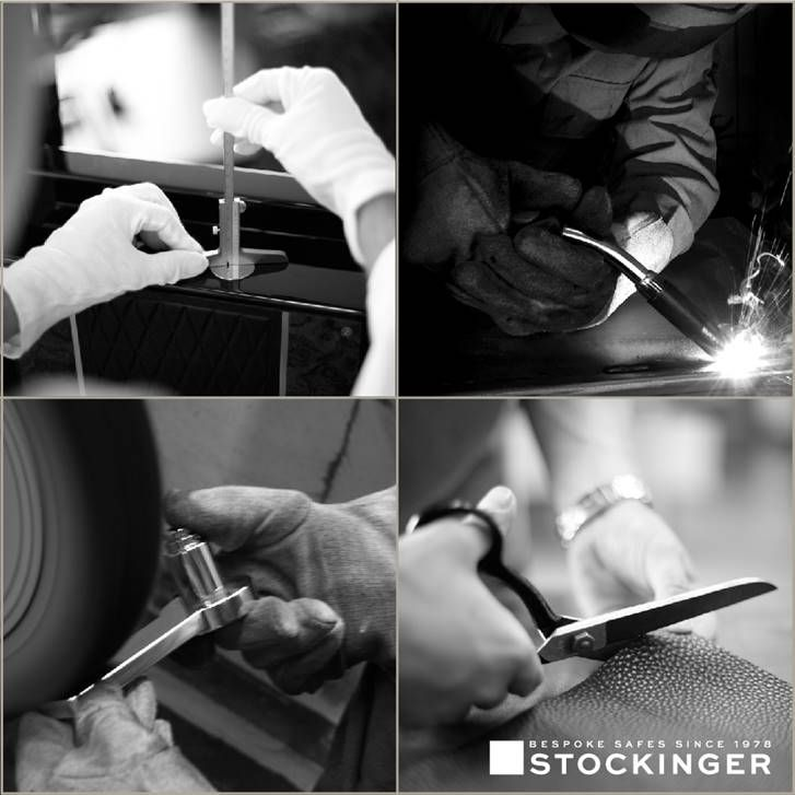 100% bespoke safes of craftman´s perfection: More than 30 experts participate in the production of a #stockingersafe  #stockingersafes #stockingervaults #luxury  #safes #vaults #bespoke #watches #watchwinder #madeingermany #property #safety #security #estate #jewelry #jewellery #jewels #diamonds #luxurygoods #luxurysafes #luxuryvaults #lifestylesafes