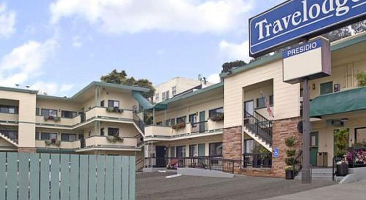 Travelodge at the Presidio San Francisco Placed less than one block from the Presidio National Recreation Area in a peaceful area of San Francisco, this motel features views of the San Francisco city centre.