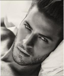 """The Premonition Series by Amy Bartol - this is her take on the character """"Reed""""... can we say YUM?"""