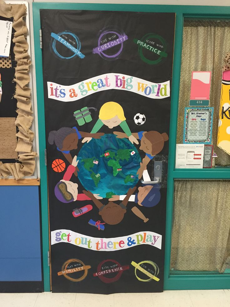 Big World Recess Boosterthon 2015