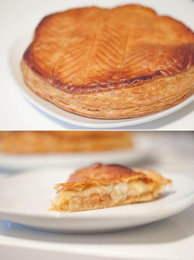 #Galette des Rois aux pommes #Picard.  Je dis M. Food & Blog: Je teste la galette congelée  http://www.picard.fr/Modules/LaBoutique/galette_des_rois341/Produits/galette_des_rois_aux_pommes_6_parts_a_cuire4086.html