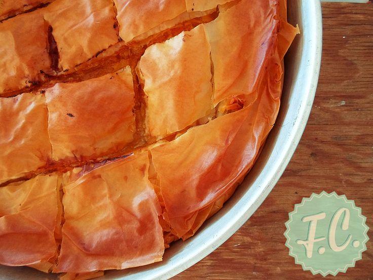 Γλυκιά Κολοκυθόπιτα, ΑπλήBy Ευα Μονοχαρη Published: Νοεμβρίου 24, 2013Yield: 1 (15 Servings)Prep: 40 minsCook: 40-45 minsReady In: 1 hr 20 minsΜια αγαπημένη
