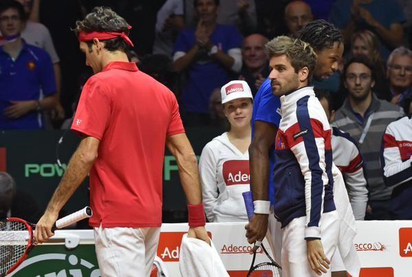 Résumé vidéo Monfils Federer Finale Coupe Davis 2014 - http://www.actusports.fr/125128/resume-video-monfils-federer-finale-coupe-davis-2014/
