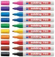 Lakový popisovač Edding 750