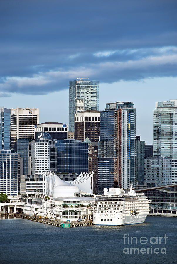 ✮ Vancouver Skyline
