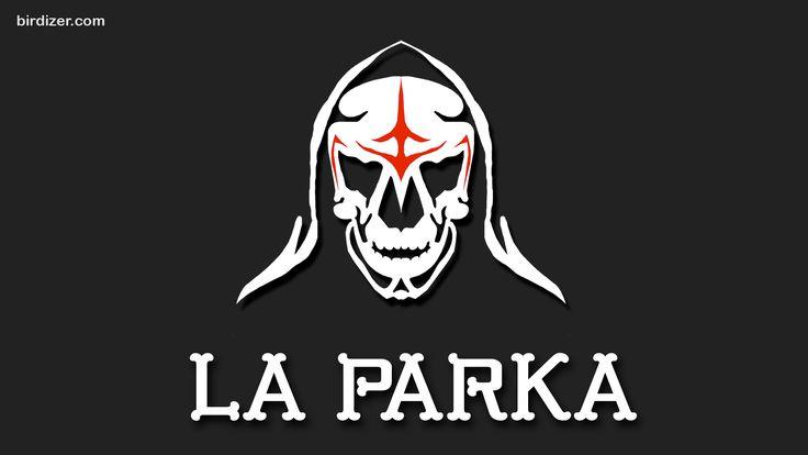 La Parka máscara wallpaper