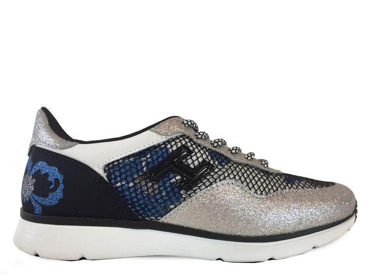 Chaussures De Sport Pour Les Femmes En Vente, Noir, Cuir, 2017, 35,5 Hogan