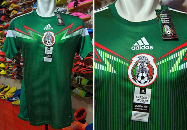 Jersey Mexico Home World Cup 2014 Rp 110.000   BB : 33241842 (A.n Ade Futsal & Soccer)  Call: 085658790893 WhatsApp : 082178006207