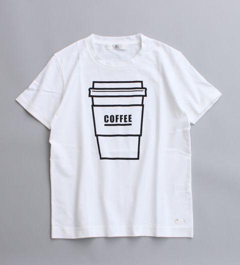 コーヒーTシャツ