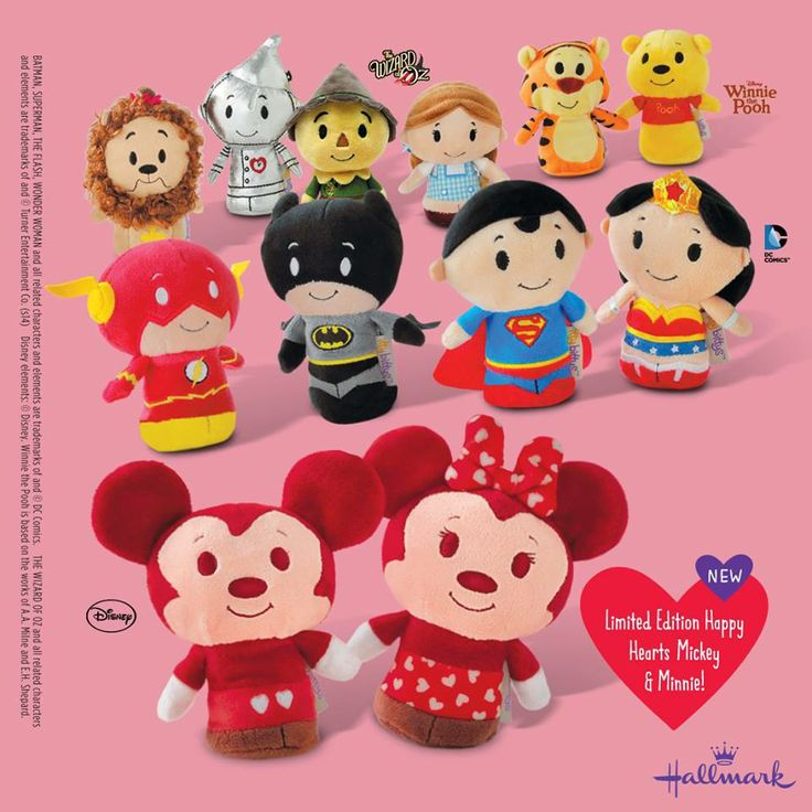 Hallmark Itty Bitty's, begin your collection today!