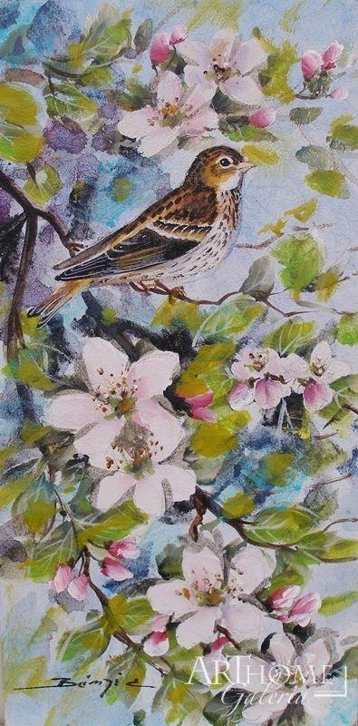 Bényi Emese:Virágok közt