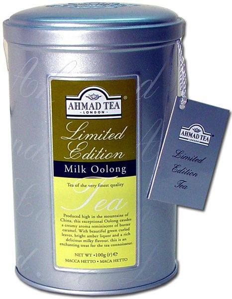 Ahmad Tea Limited Edition Milk Oolong