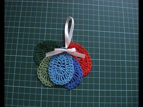 DIY Crochet. Easter eggs. Вязание крючком. Пасхальные яйца. подарок на Пасху - YouTube