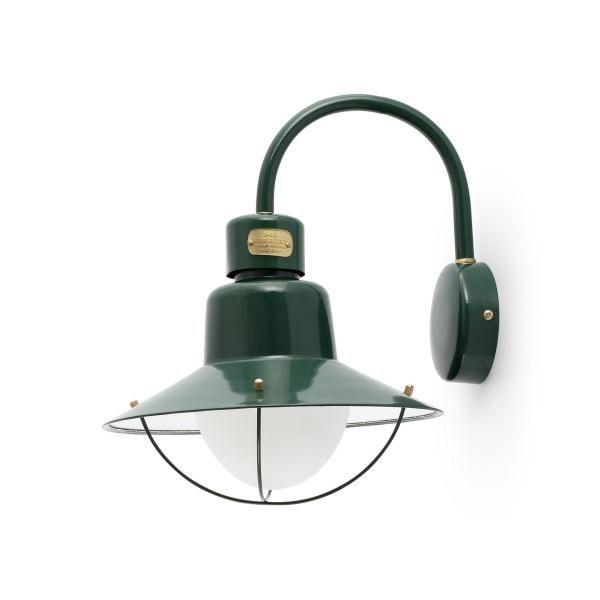 Aplique de Jardín marinero y rústico #lamparas #jardin #iluminacion #led #decoracion #interiorismo #luz #verano